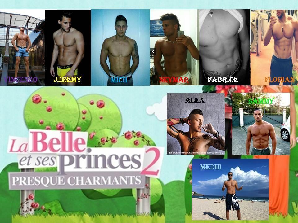 photo La Belle et ses Princes : Les Princes s'exhibent sur Twitter