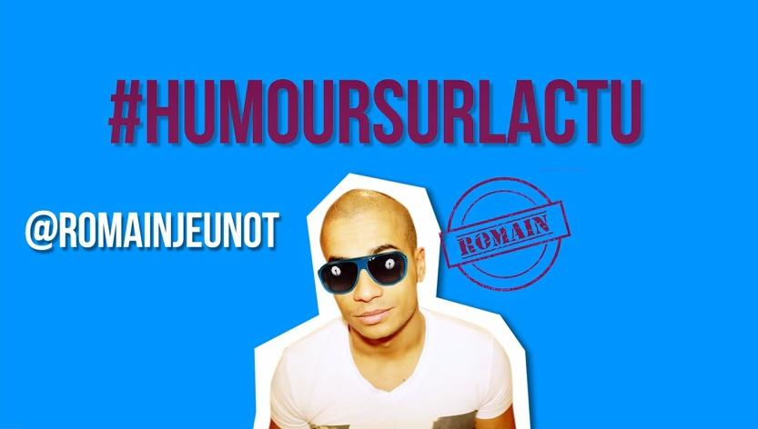 photo #HumourSurLactu by Romain Jeunot - Episode 4 - François Hollande #FH2012