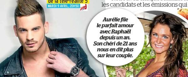 photo EXCLUS : Ile des Vérités 3 : Aurélie VanDaelen au casting