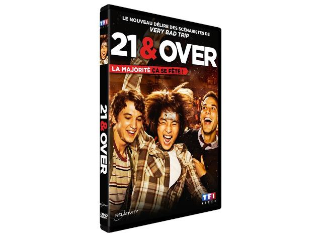 photo article 21 AND OVER - La majorité ça se fête ! EN DVD, BLU-RAY et VOD
