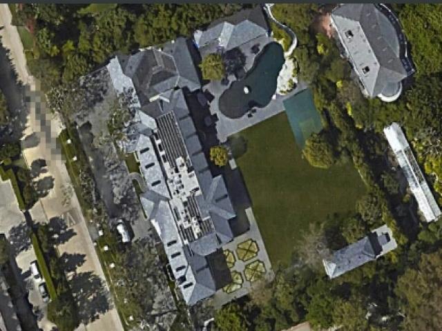 P diddy il s 39 offre une villa 40 millions de dollars for P diddy maison