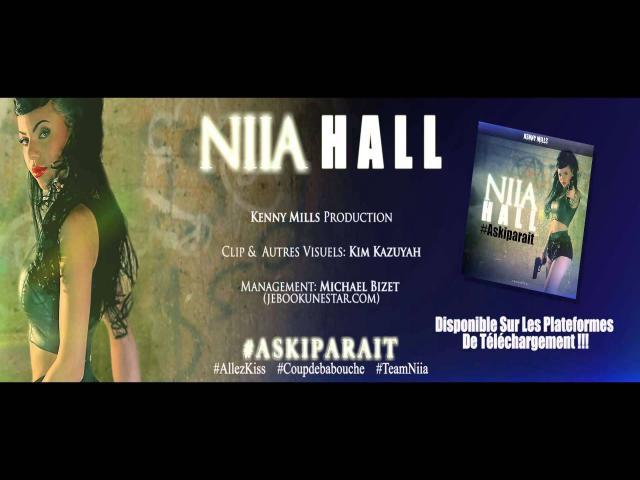 photo article Niia Hall : Son premier concert !
