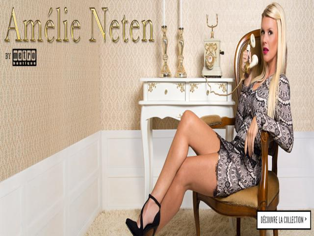 photo article Amélie Neten By Metro Boutique : La collection enfin disponible!