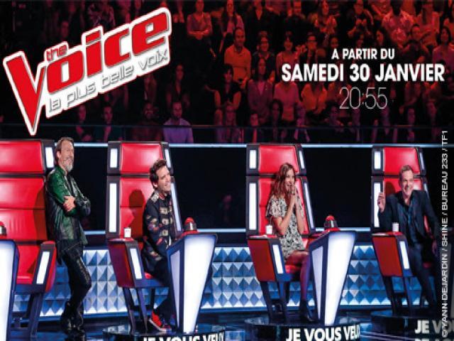 photo article #TheVoice : découvrez la chanson d'ouverture avec @Zazieonline @mikasounds @Garou_officiel @florentpagny !