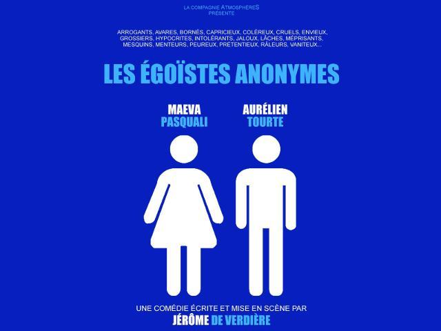 photo Les égoïstes anonymes : la nouvelle pièce de théâtre par @jdverdiere