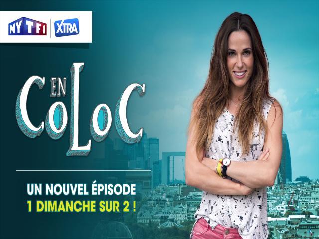 photo article #EnColoc la nouvelle Web serie de Capucine Anav avec @CapucineAnav