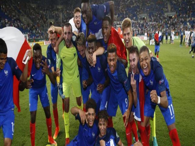 photo Les 3 futurs cracks du football Français